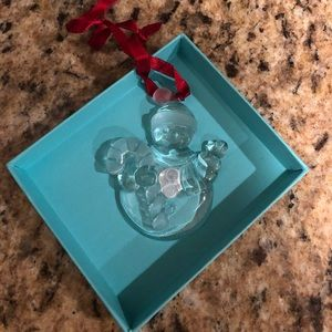 New Tiffany and Co Ornament.
